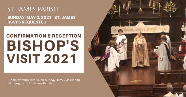 Bishop's Visit 2021