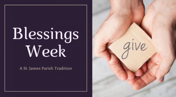 Blessings Week