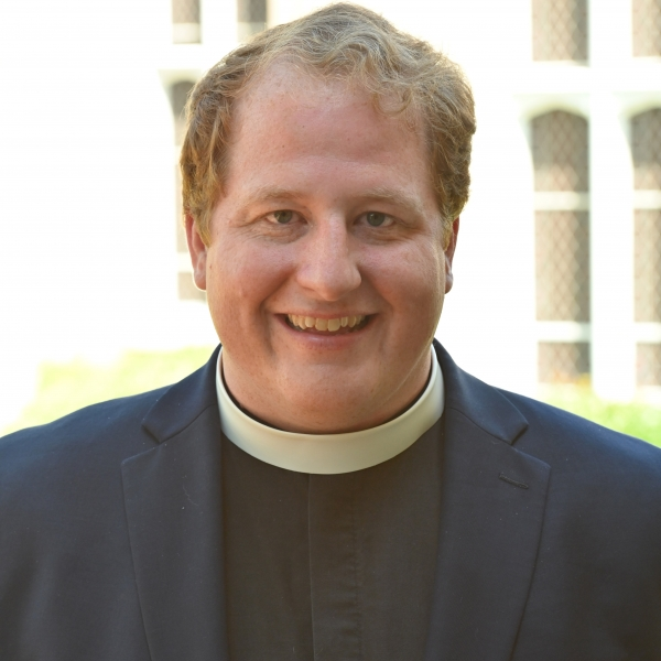 Thoughts on Ministry from the Rev. Chris Hamby