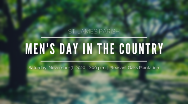 Men's Day in the Country 2020