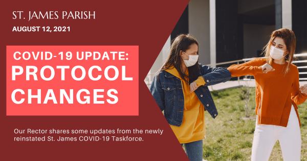 COVID-19 Updates ~ 08.12.2021