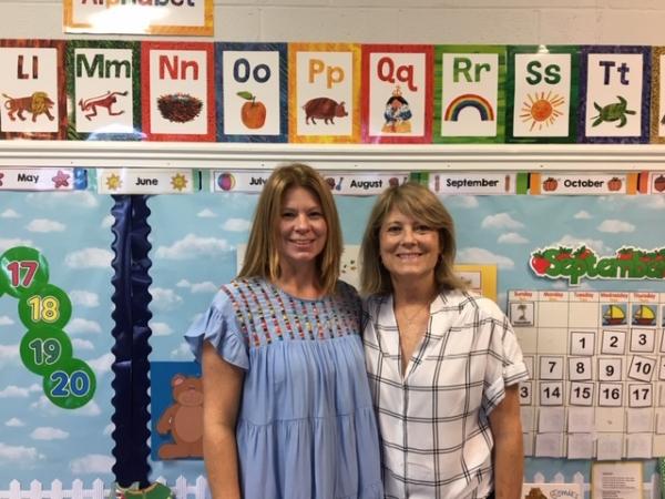 Three's Class- Ms. Williams & Ms. Leas