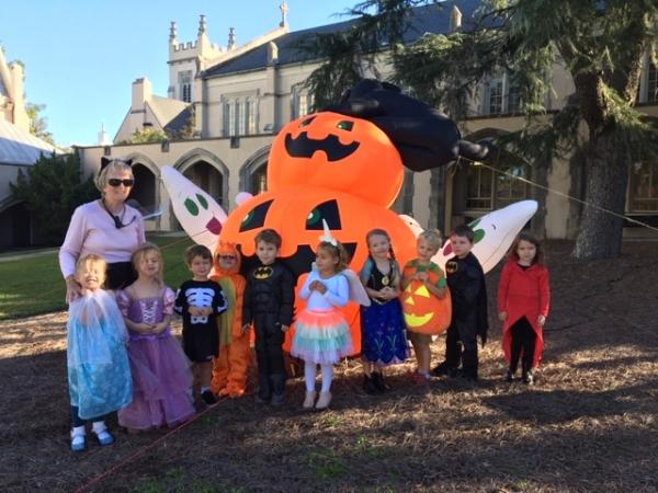 SJDS Halloween Fun