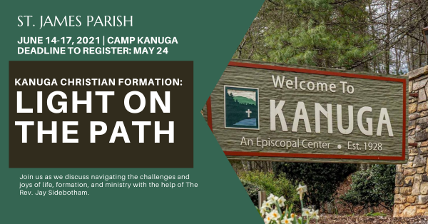 Camp Kanuga: Light on the Path