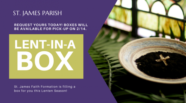 Lent-In-A-Box