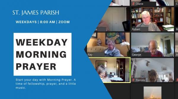 Weekday Morning Prayer