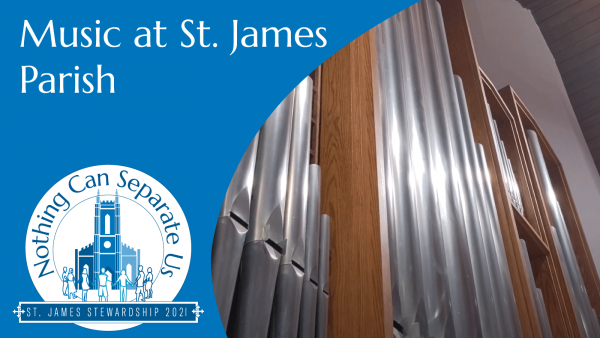 Nothing Can Separate Us: Learn about Worship at St. James