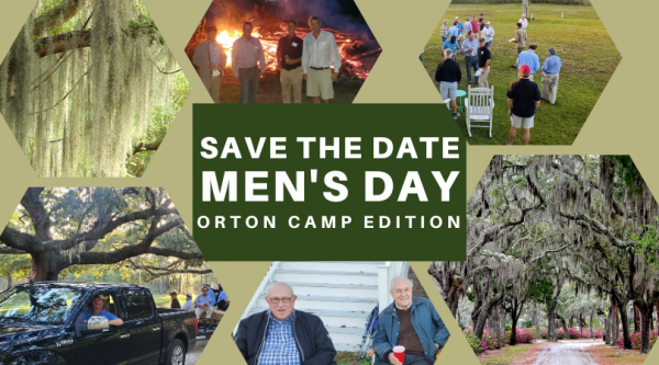 Men's Day in the Country 2021 ~ Save The Date
