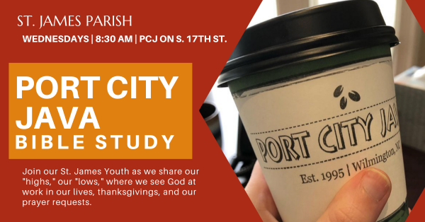 Port City Java Bible Study Returns!