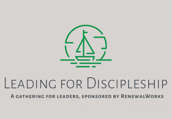 Leading for Discipleship