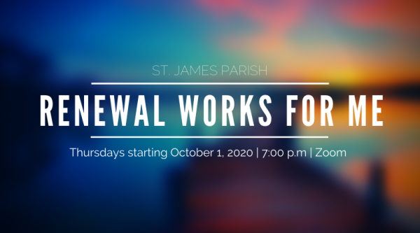 Stepping Forward in Faith- RenewalWorks for Me!