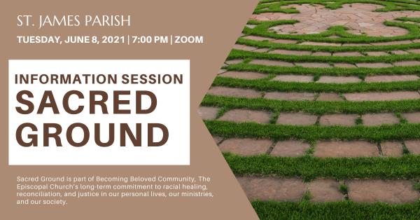 Sacred Ground: A Race Dialogue Series