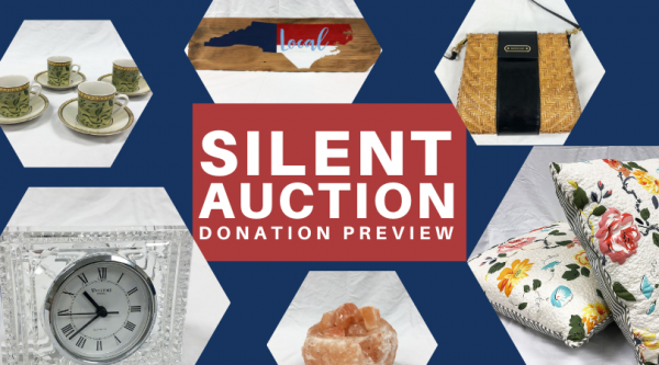 Silent Auction 2021 ~ Browse the Donations