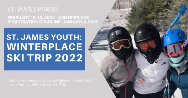 St. James Youth Ski Trip 2022