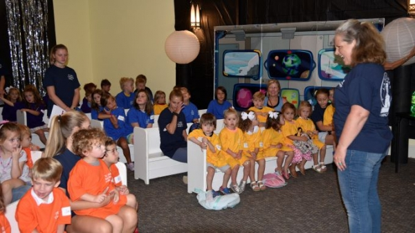 VBS Ends on a Message of HOPE