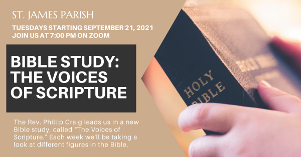 The Voices of Scripture